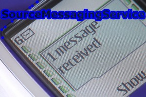 SourceMessagingService ScreenShot