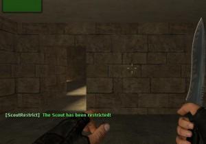 Scout Restriction (scoutzknivez) ScreenShot