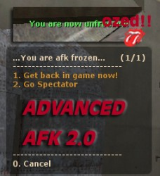 Advanced AFK 2.0 Screenshot