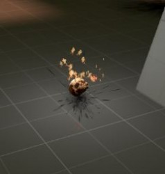 Flaming Skull Nades Screenshot