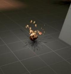 Flaming Skull Nades ScreenShot