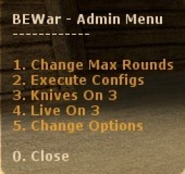 BEWar Screenshot