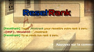 ResetRank Screenshot
