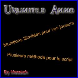 UnlimitedAmmo ScreenShot