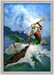 WCS: Python Poseidon Race Screenshot