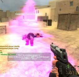 WCS: Python Sacred Warrior Race Screenshot