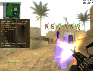 Laser Tag Screenshot
