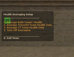 HKR Chief's Team Health Averaging Screenshot