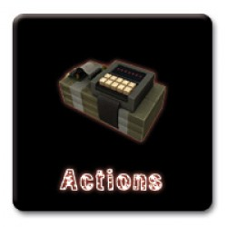 Actions Screenshot
