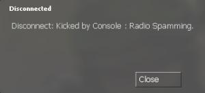 Anti Radio Spam ScreenShot