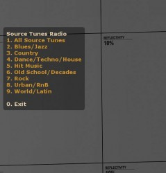 Source Radio Screenshot
