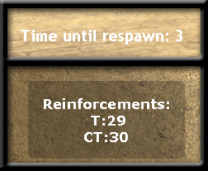 Reinforcement Waves Screenshot