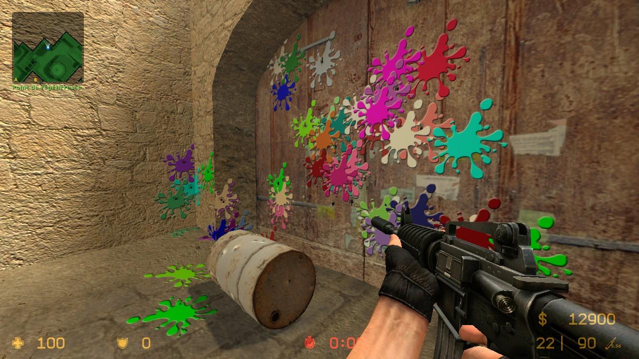 Скачать gungame карты для css 69