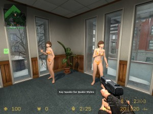 Hostage Skins Screenshot