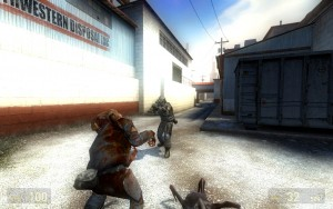 Headcrab Mod 1.1.0 Screenshot