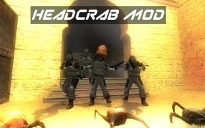 Headcrab Mod 1.0.0 (Old) Screenshot