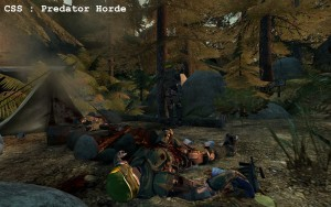Predator Horde 1.1 beta release Screenshot