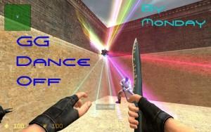 GG Dance Off Screenshot