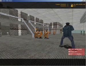 Jail Skins Screenshot