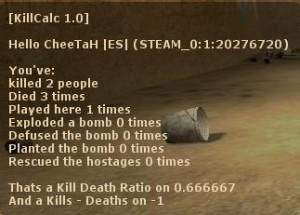 KillCalc ScreenShot