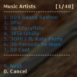 Music 4.1.15 Screenshot