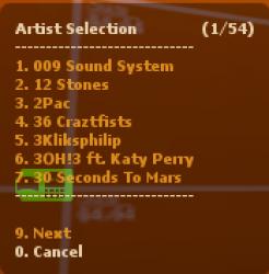 Music Python 5.0.15 Screenshot