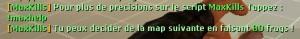 MaxKills - Le meilleur pourra changer la map ! Screenshot