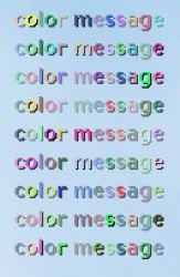 mcolormsg ScreenShot
