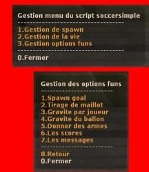 Mod soccer -FR- *FUN* Screenshot