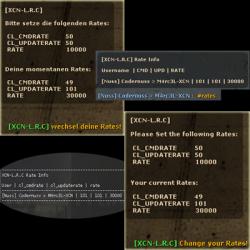 XCN-L.R.C (LowRateChecker) ScreenShot