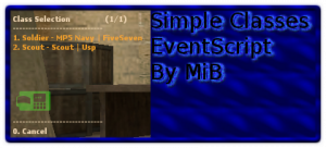 Simple Classes by MiB Screenshot