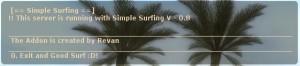 SimpleSurfing Screenshot