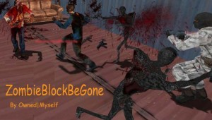 ZombieBlockBeGone Screenshot