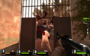 Killing Spree counter ScreenShot