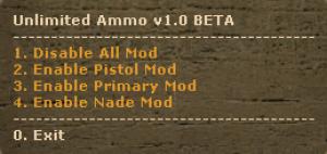 Unlimited Ammo ScreenShot