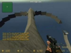 Surf_Skyworld Practice Mod Menu ScreenShot