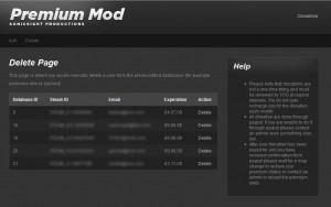 Premium Mod Screenshot