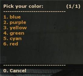 Color Mod Screenshot