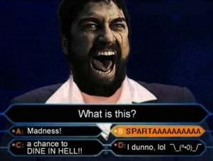 Spartan Knife ScreenShot