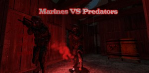 HideExec: Marines VS Predators 2012 Screenshot