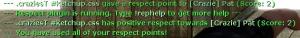 Respect Screenshot