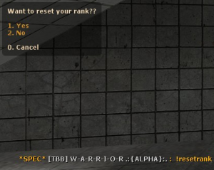 WA Reset Rank Screenshot