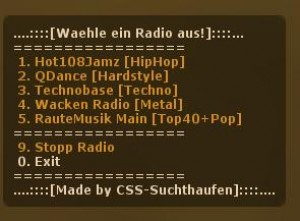 SH_Radio  Screenshot