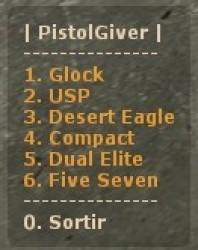 PistolGiver [Fr/En] ScreenShot