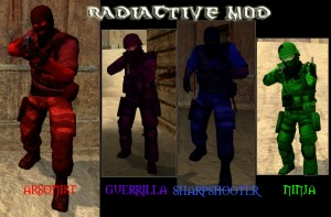 Radiactive MoD (Old) ScreenShot