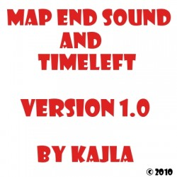 Map End Sound &amp; Timeleft Screenshot