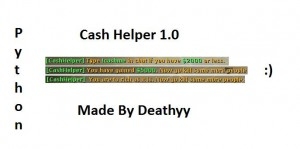 Cash Helper Screenshot