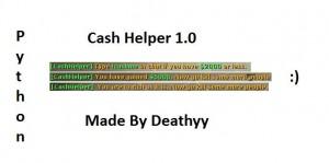 Cash Helper ScreenShot
