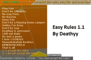 Easy Rules Screenshot