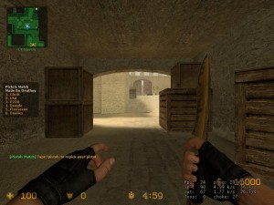 Pistols Match Screenshot